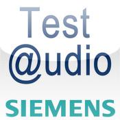 Siemens Test @udio for iPad