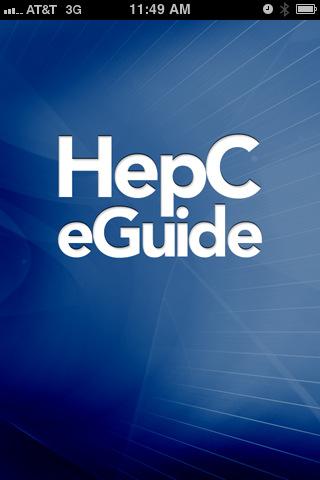 Hepatitis C Physician eGuide