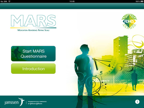 MARS – Medication Adherence Rating Scale