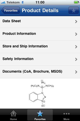 EMD Chemical Catalog