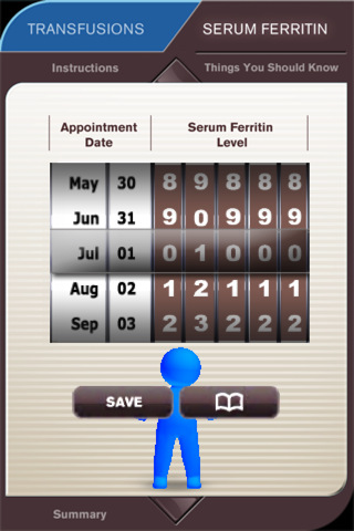 Sickle Cell Disease Tracker