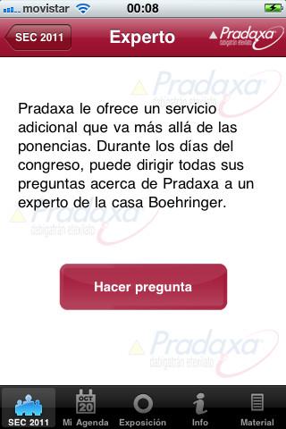GeoCongress Pradaxa