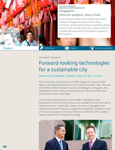 Siemens Annual Report 2011