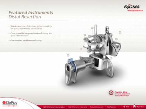 SIGMA® Knee Replacement