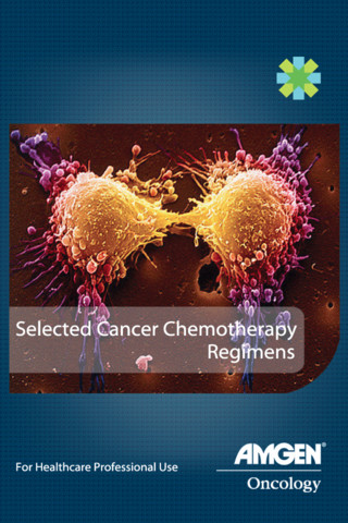 Selected Cancer Chemotherapy Regimens