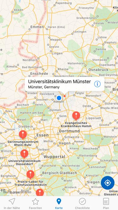 Hemophilia Travel Guide (English) for iPhone