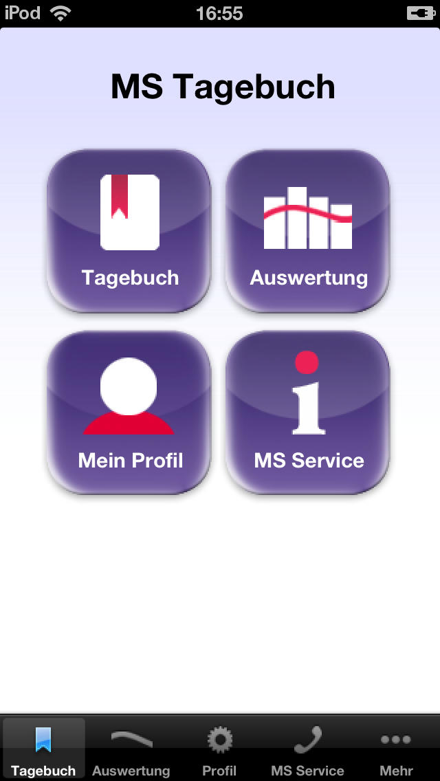 MS Tagebuch for iPhone