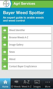 Bayer Weed Spotter