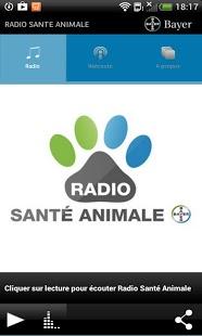 Radio Santé Animale