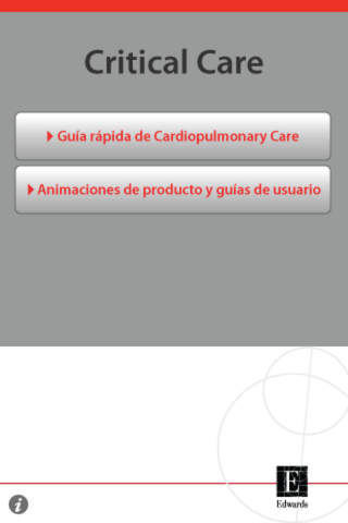 Critical Care (Spanish) eLearning
