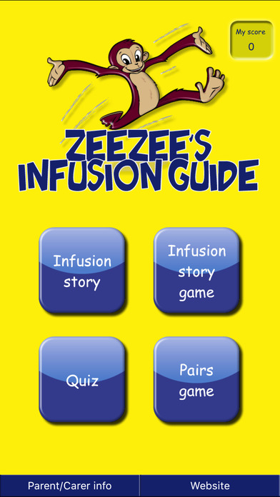 ZeeZee's Infusion Guide for iPhone