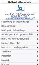 Novo Nordisk Kolhydrathandbok