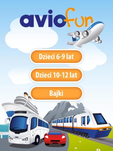 AvioFun for iPad