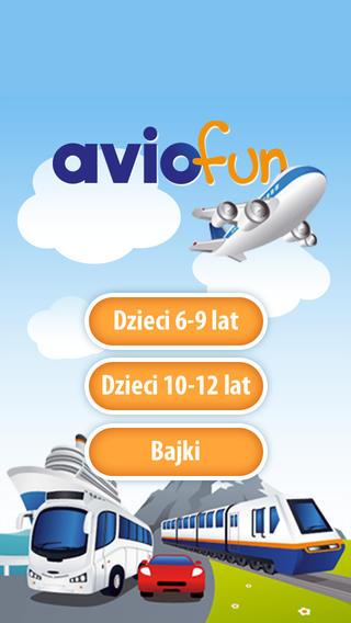 AvioFun for iPhone