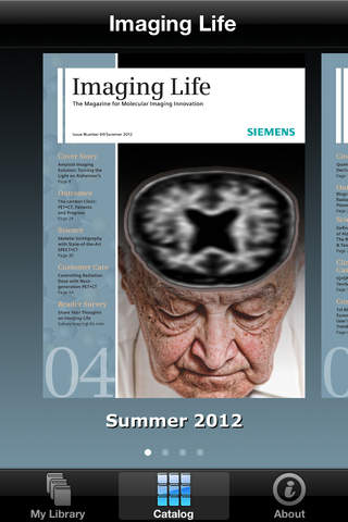 Imaging Life By Siemens Molecular Imaging for iPhone