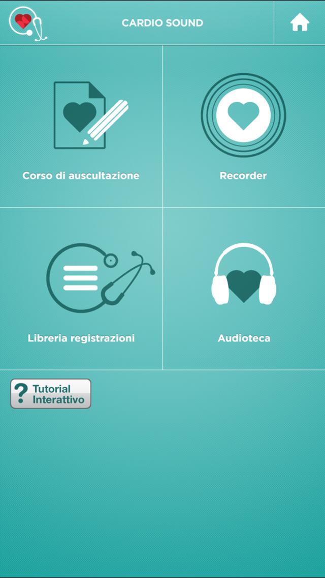 Cardio Sound for iPhone