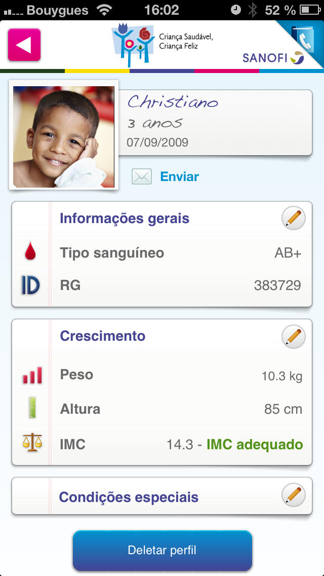 Mamãe Applicada for iPhone