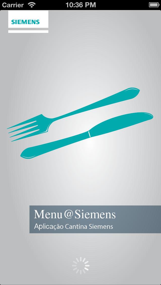 Menu@Siemens for iPhone