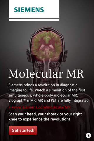 Molecular MR for iPhone