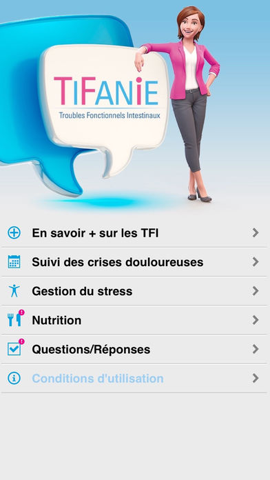 TiFanIe for iPhone