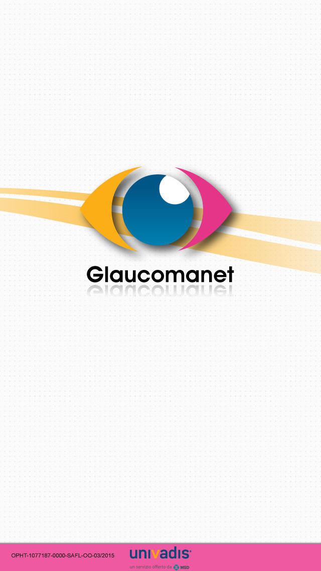 Glaucomanet for iPhone