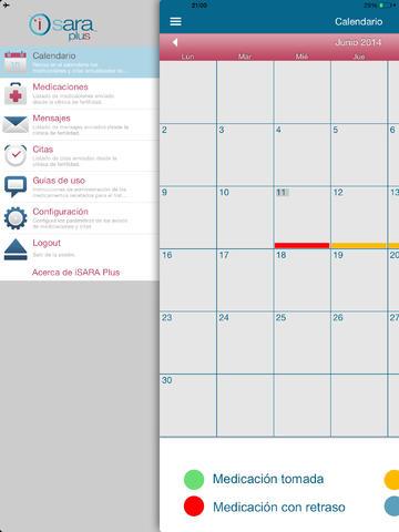 iSARA Plus - Merck Serono for iPad