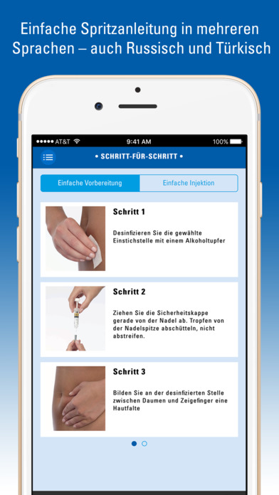 Inject App for iPhone