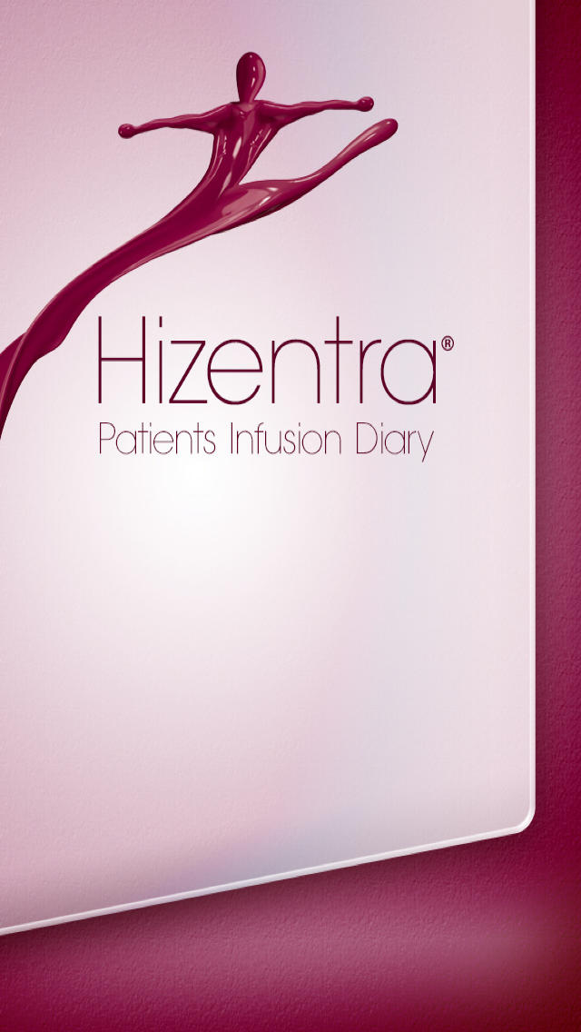 Hizentra▼ Patient Infusion Diary for iPhone
