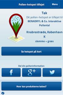 BENADRYL® & Co. Pollental