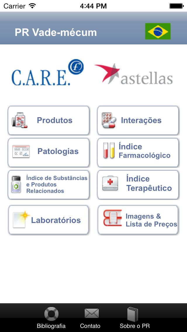 C.A.R.E. Astellas for iPhone