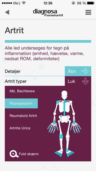 Diagnosa for iPhone