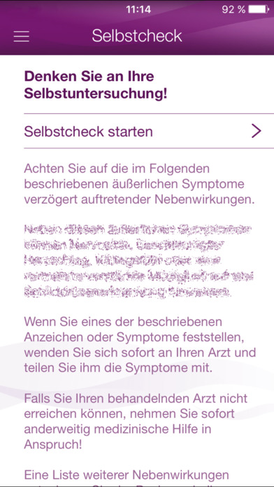 LEMCHECK for iPhone