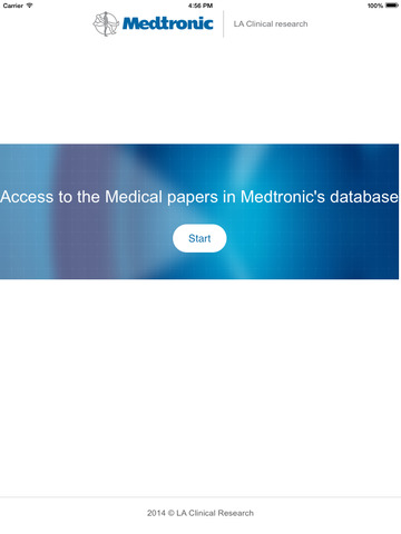 Medtronic Mobile Reference for iPad