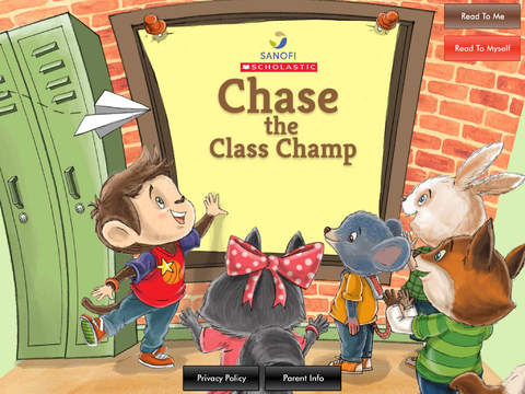 Chase the Class Champ for iPad