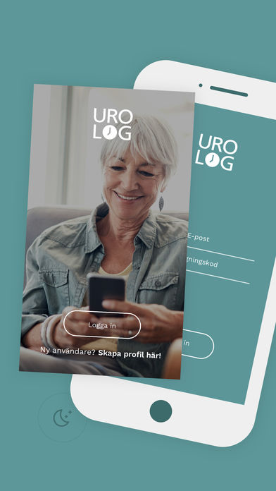 Astellas UroLog for iPhone