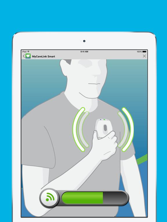 MyCareLink Heart™ US for iPad