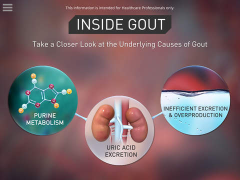 Inside Gout for iPad
