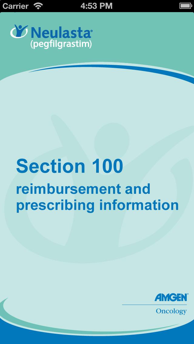 Neulasta S100 Reimbursement Guide