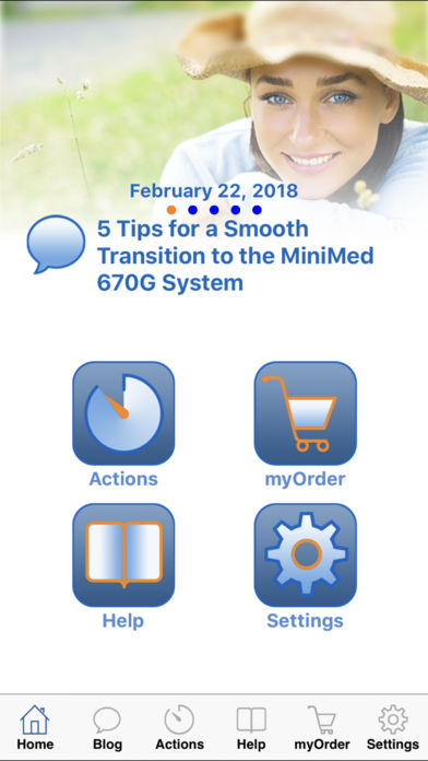 myMedtronic Connect for iPhone