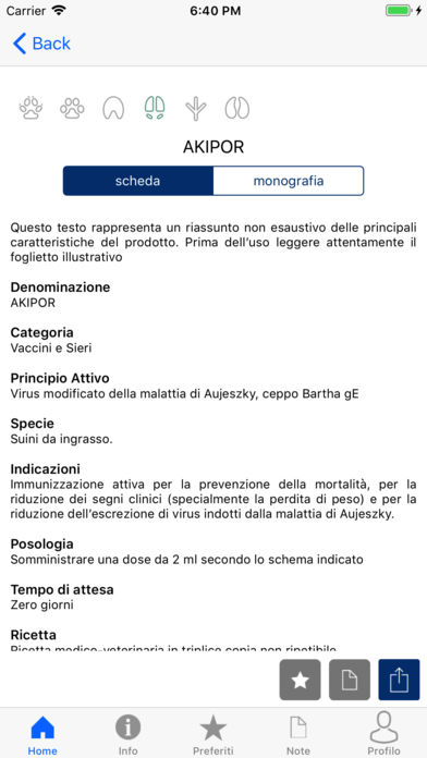 Prontuario Merial for iPhone