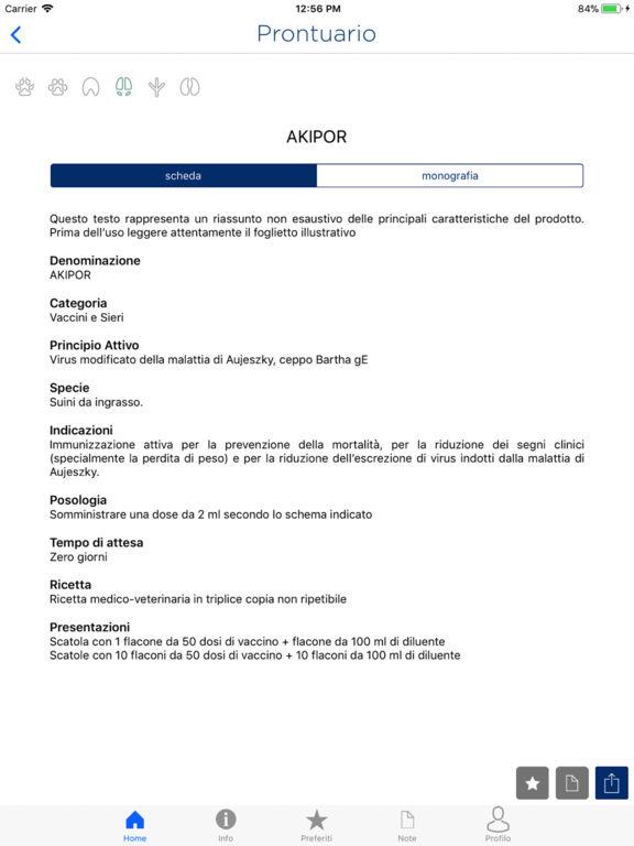 Prontuario Merial for iPad