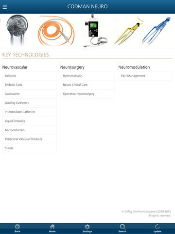 DePuy Synthes for iPad