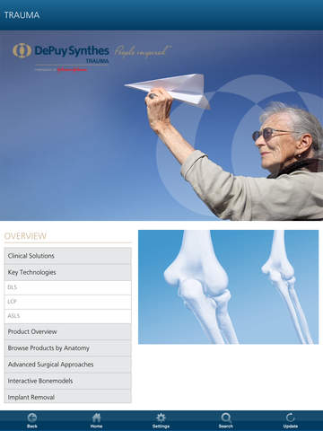 DePuy Synthes International for iPad