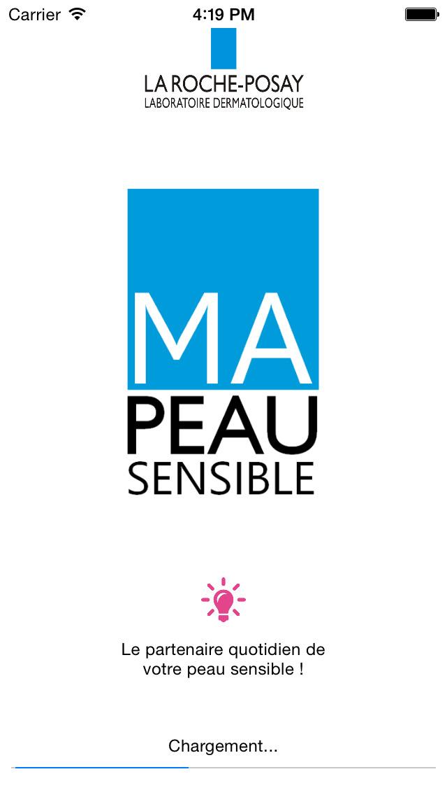 Ma Peau Sensible for iPhone