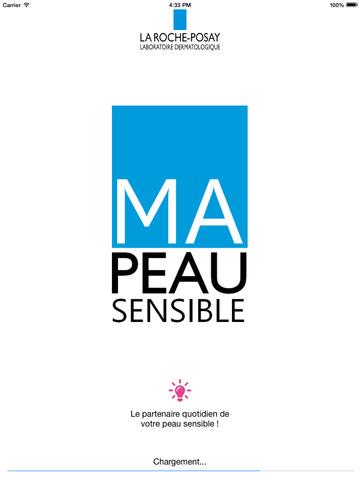 Ma Peau Sensible for iPad