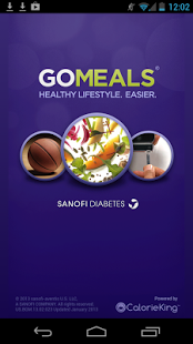 GoMeals for Android
