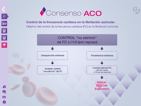 Consenso ACO for iPad
