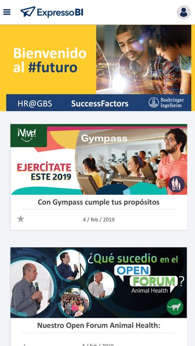 ExpressoBI for iPhone