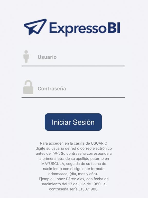 ExpressoBI for iPad
