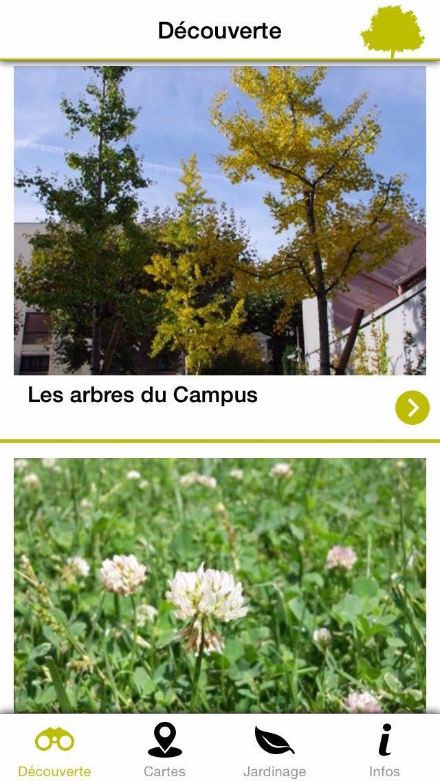Val de Bièvre, un campus engagé pour la biodiversité et la biophilie for iPhone